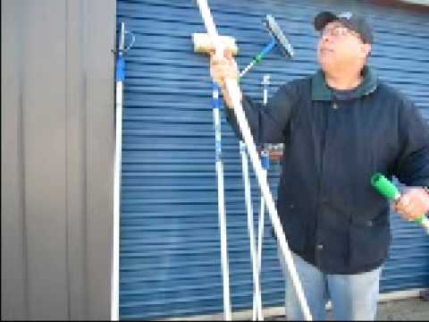 Awning Cleaning Tools and Tips