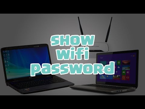 How to find saved wifi passwords on your Windows 10 PC / Laptop