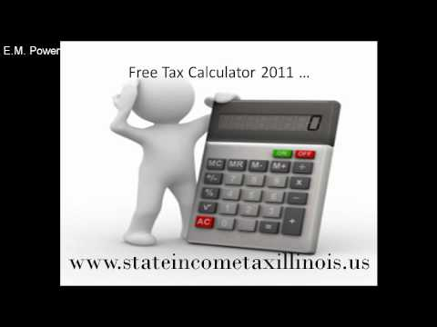 Illinois State Tax filing online.mp4