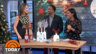 DIY Christmas Decor: Try These Indoor And Outdoor Holiday Hacks | TODAY