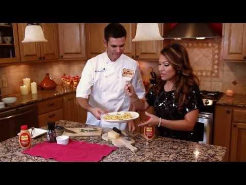 RO-HO Chipotle Pasta Recipe