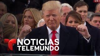 Especial: Trump en la Casa Blanca 4/7 | Noticiero | Noticias Telemundo