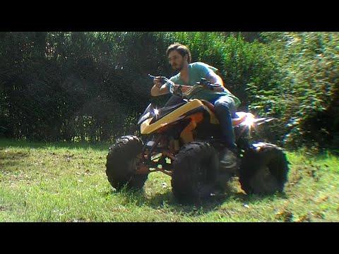 Quad ATV 200cc - Fun Riding around