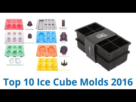 10 Best Ice Cube Molds 2016
