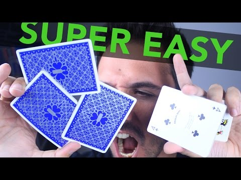 3 Easy Great Card Flourish Tutorial for Beginners