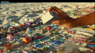 Albatrosses Swallow Plastic Waste | Hawaii: Message in the Waves | BBC Earth