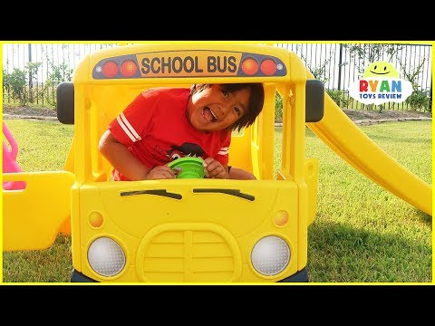 Xxx Mp4 Ryan Pretend Play With School Bus And Sing A Song 3gp Sex