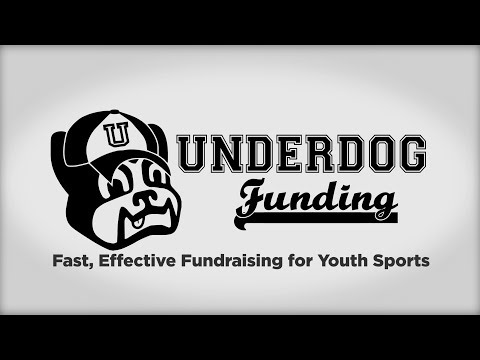 Underdog Funding ad: Fast, Effective Fundraising for Youth Sports