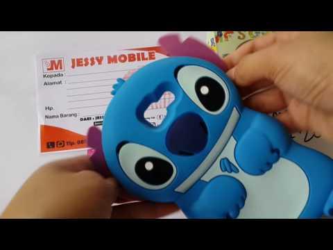 Casing Hp Lucu, Silicone 3D kartun karakter Lilo Stitch, Softcase Stitch, Silikon Stitch