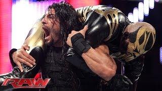 Cody Rhodes & Goldust vs. Roman Reigns & Seth Rollins: Raw, March 10, 2014