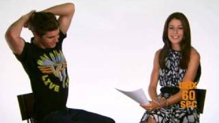 60 Seconds With: Zac Efron (Cinemax)