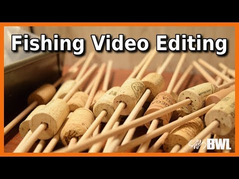 LIVE: Fishing Video Editing | How-to & Why Most Suck!