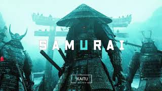 Samurai ☯ Trap & Bass Type Beat ☯ Japanese Lofi HipHop Mix