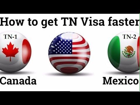 TN Visa- Canadian Citizen/Mexican Citizen