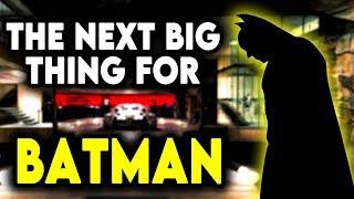 HUGE BATMAN NEWS!!