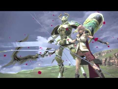 Final Fantasy XIII - Eidolon Summons: Odin