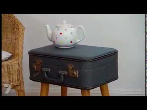 Better Homes and Gardens TV - Suitcase Tables