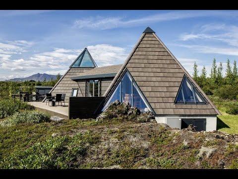 Pyramid cottage [Small House Ideas - MIDCOM]