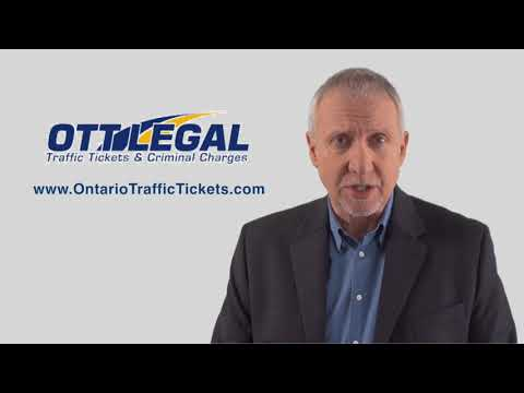OTT Legal Traffic Ticket Defence for Careless Driving