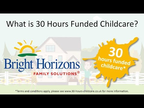 30 Hours Funded Childcare | Bright Horizons Day Nursery & Preschool