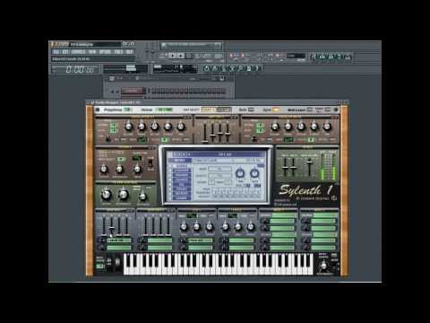 Making a Hardstyle Lead using Sylenth1