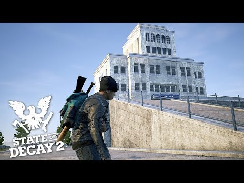 EXPLORING ABANDONED HOSPITAL! State of Decay 2
