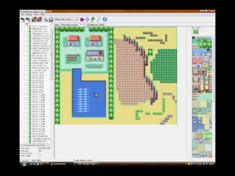 Pokemon Hacking Tutorials Part 4 - Advance Map - Events, Wild Pokemon and Header Tabs