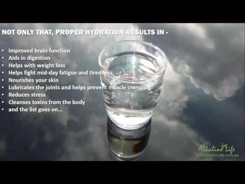 Alkaline Water Benefits | Does Alkaline Water Improve Hydration?