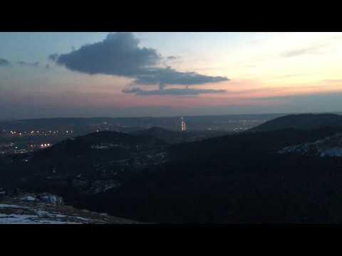 Budaörs farkashegy - Sorrento sziklák Budaörs - Ungarn Wandern