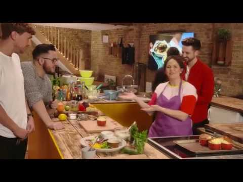 Barclaycard | Start today | Soufflé making with SORTEDfood