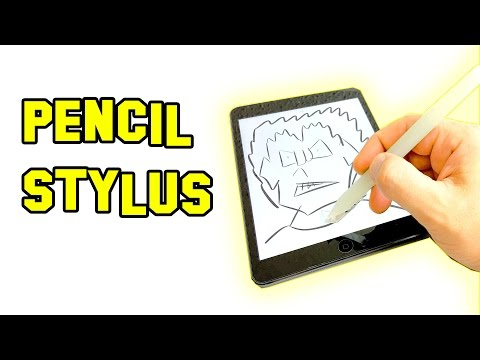 ✔ Make your own Pen stylus easily and inexpensively