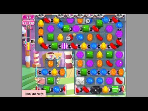 Candy Crush Saga level 765 NEW NO BOOSTERS