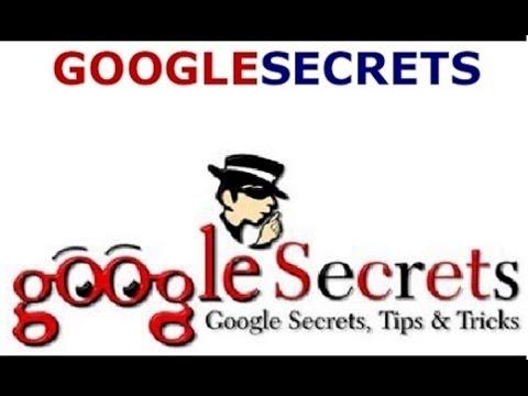Top 15 best hidden secrets of Google Tips & Tricks 2017 - 2016
