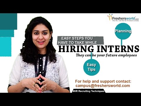 The Best Ways to Find Interns : Interns Recruitment,Find Interns for Free II HR Recruiting Tips