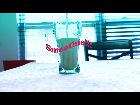 Simple Fruit Blend Smoothie