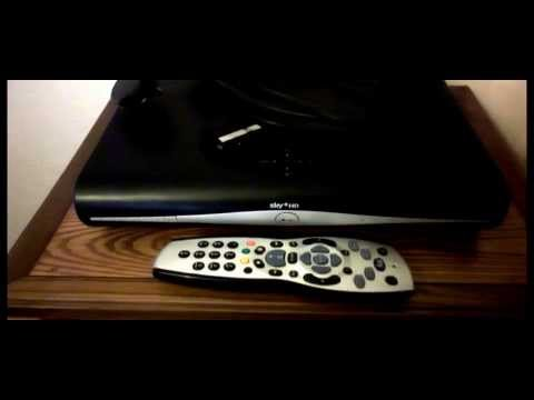 SKY PLUS+HD 3D ANYTIME TV SATELLITE BOX 500gb DRX890+REMOTE CONTROL,POWER & SCART CABLE