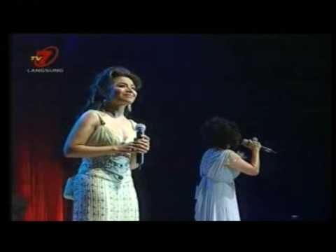 Download 3 Diva Concert (Titi DJ with Ruth Sahanaya - Cinta) MP3 Gratis