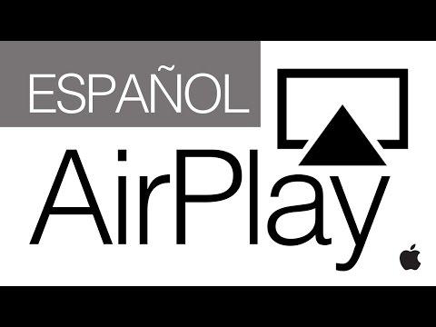 Como Airplay en iOS 9.2 iPhone iPad iPod - tutorial en Español