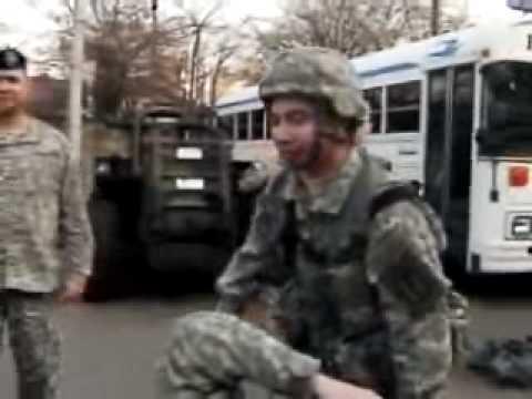 Medics train for the Expert Field Medical Badge - US Army Korea - EFMB 090418