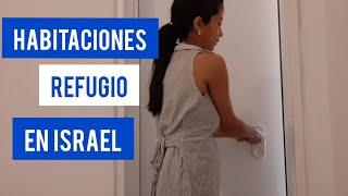 Cómo es un Bunker en Israel? Refugios Antiaéreos 💣MAMAD -El refugio es la habitación de mi hijo.
