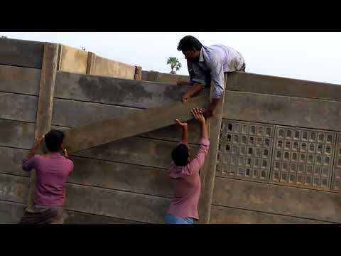 PM Modi Jii Vision House Cell7094722001 Low Cost Concrete READYMADE WALL House Cell7094722001 WALL