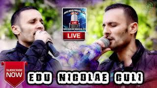 Download Edu Nicolae Culi -  Colaj live muzica de  petrecere Cele mai ascultate melodii