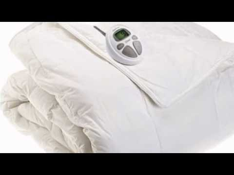 Best Buy Free Shipping Sunbeam Heated Comforter, King, CSU9MKS-R000-14A00