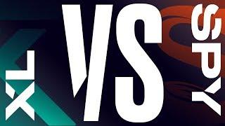 XL vs. SLY - Week 1 Day 1 | LEC Spring Split | exceL Esports vs. Splyce (2019)
