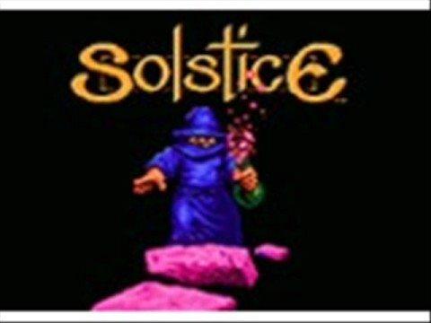 Solstice (NES) - Title Theme