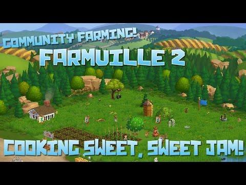 Farmville 2: Cooking Sweet, Sweet Jam!! - Episode #17
