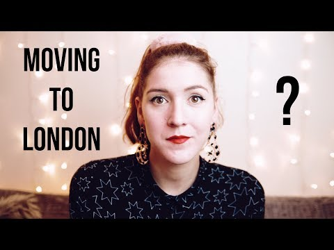 Moving to England (London) - What do you need to prepare? #germangirlinlondon