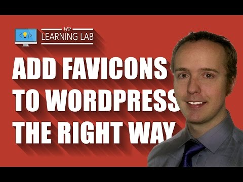 WordPress Favicon - How To Properly Create & Integrate WordPress Favicons | WP Learning Lab