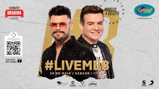 #LiveMeB - Marcos & Belutti | #FiqueEmCasa e Cante #Comigo