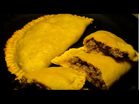 Jamaican Beef Patties Recipe: How To Make Jamaican Beef Patties